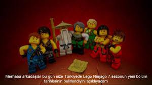 Ninjago Türkiyede 7.sezon bölümlerinin yayın tarihi - YouTube