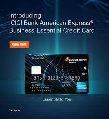 essential business advane card
