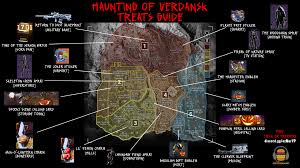 Haunting of Verdansk Time-Limited Event ...