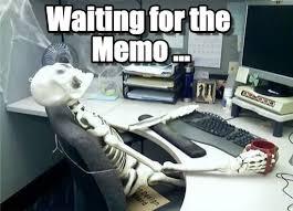 waiting skeleton meme images photos