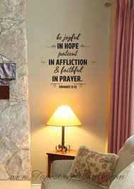 Vinyl Lettering And Decals To Bring Your Walls And Home Alive With The Word Of God