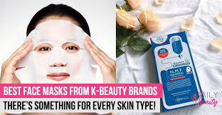 dry skin here are 23 korean face masks