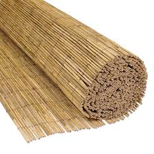 Thick Reed Fence Roll 600 X 200 Cm