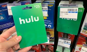 hulu gift cards at cvs