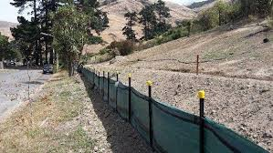 Silt Fences Erosion And Sediment Control Toolbox For Canterbury