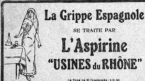 14-19 [L'actualité de l'époque] – La grippe espagnole | Compagnie ...