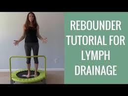 diy rebounder workout tutorial for