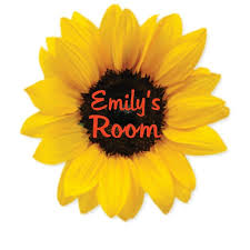Personalized Name Vinyl Decal Sticker Custom Initial Wall Art Personalization Decor Sunflower Yellow Flower Design Pattern Mural 8 Inches X 8 Inches Walmart Com Walmart Com
