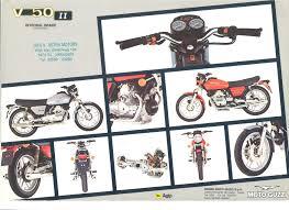 moto guzzi v50 ii photos informations