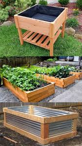 diy raised bed garden ideas designs