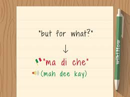 4 ways to say thank you in italian