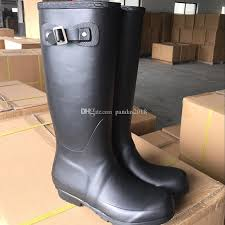 tall rainboots waterproof boots rubber