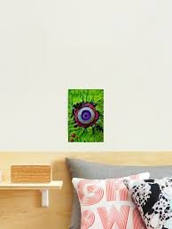 Lisa Frank Nightmare 2 Photographic Print By Dogzillalives Redbubble