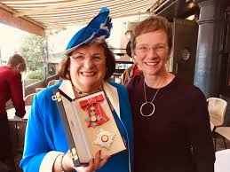 """Ada Burns on Twitter: """"Great fun to join Dame Mary Ney's celebrations  today, what a brilliant and continuing contribution to London and to local  government.… https://t.co/qRk9wZBAio"""""""