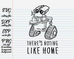 there s noting like home disney quotes quote svg