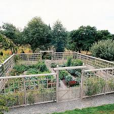 deer proof garden fence ideas fenced