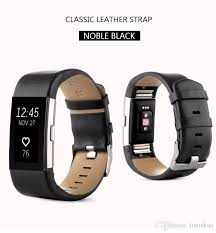 leather watch band for fitbit charge