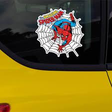 Marvel Amazing Spider Man Decal Car Window Decal Sticker
