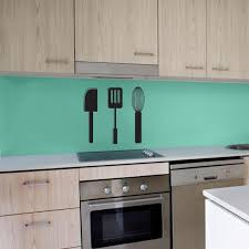 Kitchen Utensil Wall Decal Set Wall Decal World