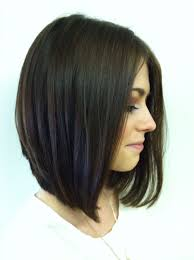 Long Angled Stacked Bob When I Get My Haircut Next Year Around