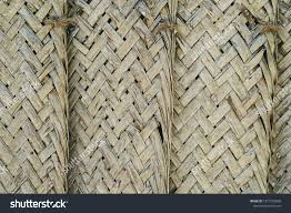 Background Palm Leaf Fence African Style Stock Photo Edit Now 1277225800