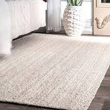 white jute rug com