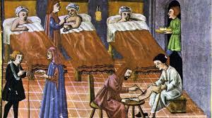 Quién atendía a los enfermos y enterraba a los muertos de Peste ...