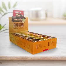 12 x protein gourmet bar 80 g bars