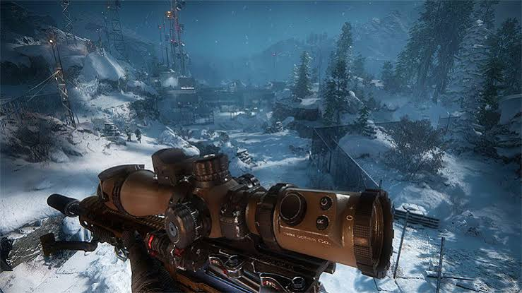 SNIPER GHOST WARRIOR CONTRACTS FOR PC TORRENT DOWNLOAD 7