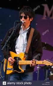 JACKIE GREENE play guitar and sings at the MONTEREY JAZZ FESTIVAL ...