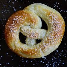 pretzel easy recipe with no lye