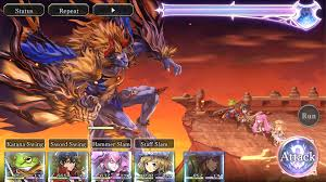 android for both jrpg and action rpg