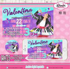 Invitacion Kally S Mashup Digital Imprimible 90 00 En Mercado