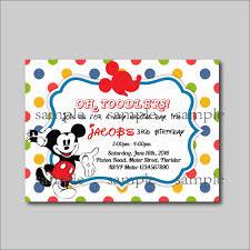 14 Unids Lote Mickey Mouse Invitaciones De Cumpleanos Mickey Bebe