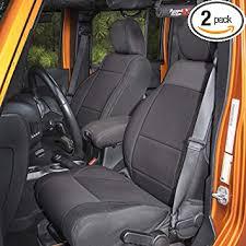 rugged ridge 13294 01 black seat cover