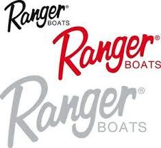 Ranger Boats Cut Vinyl Vehicle Decal Watercraft Fishing Graphics Sticker Ebay