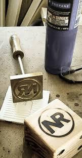 custom branding irons for wood more