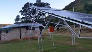 diy single axis solar tracker 2 0 you