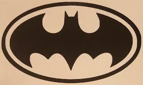 Classic Batman Logo Vinyl Sticker Decal Home Laptop