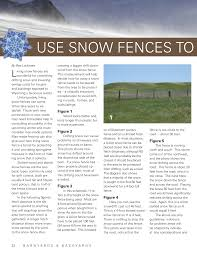 Http Www Uwyo Edu Barnbackyard Files Documents Magazine 2009 Fall Snow Fences Fall Bb 2009 Pdf