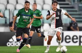 Juventus Atalanta highlights: tabellino e commento della partita