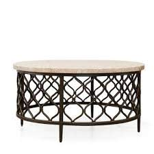 round stone coffee tables accent
