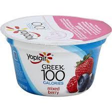 yoplait greek 100 calories yogurt fat