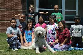 Paisley Pals reading program at Creek View Elementary | Archives ...