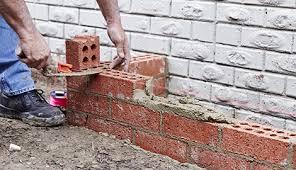 d i y brick planter box bunnings
