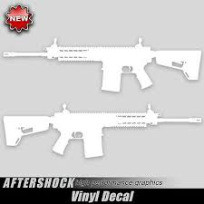 716 Patrol Gun Decal Ar 10 Assault Rifle Sticker 308 Ar10 7 62x51 Sig Stickers Ebay