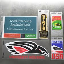 Static Cling Labels Focusales Inc