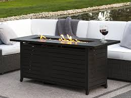fire pit table property s
