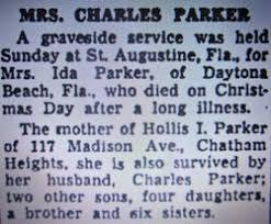Ida Carter Parker (1875-1957) - Find A Grave Memorial