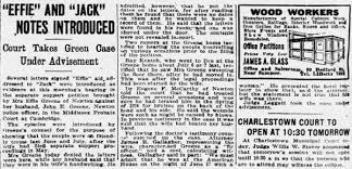 Greene, John E., Boston Globe, 23 Jan 1925, pg. 4 - Newspapers.com